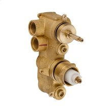 1500 Thermostatic Rough (2 Outlets)