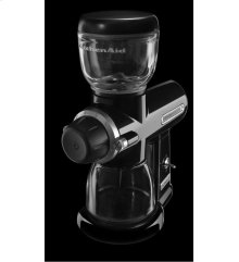 KitchenAid® Burr Coffee Mill - Onyx Black