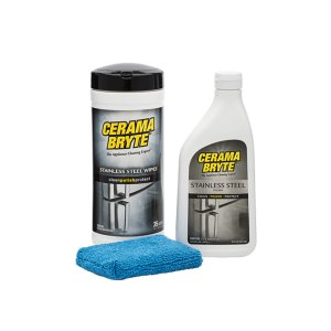 Stainless Steel Cleaning Kit -
