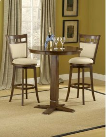 Dynamic Designs 3pc Pub Set w/ Jefferson Stools