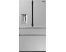 """36"""" Counter Depth French Door Bottom Freezer"""