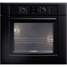 "500 Series 30"" Single Wall Oven - Black"