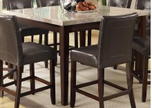 Milton Collection 9 Piece Counter Height Dining Room Set