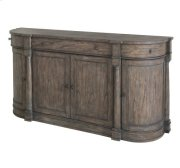 Lincoln Park Curved End Buffet Product Image