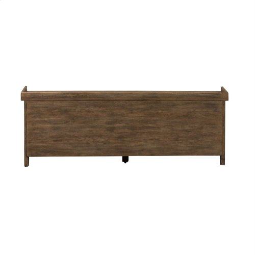 Storage Hall Bench
