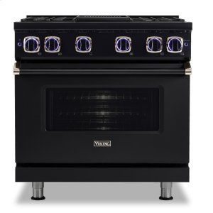 "Viking36"" Limited Edition Sealed Burner Gas Range - VGR7362 Viking 7 Series"