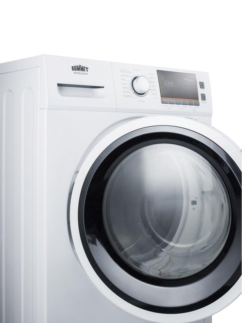 Vented Washer Dryer Combo 220v Zef Jam