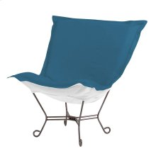 Marisol Chair Sunbrella, TURQUOISE, CHAIR
