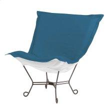 Marisol Chair Sunbrella, TURQUOISE, CHAIR