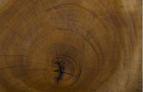 Hadkanon Wood Stool, Square