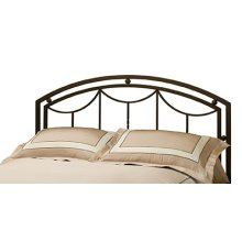 Arlington Headboard In Bronze Metal (bed Frame Included) - Full/queen