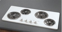 """36"""" Coil Electric Cooktop"""