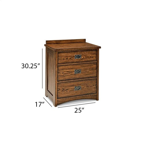 Bedroom - Oak Park Nightstand