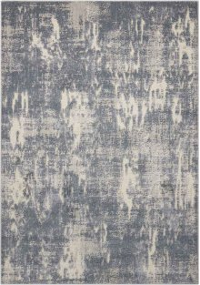 Gleam Ma602 Slate Rectangle Rug 5'3'' X 7'3''