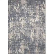 Gleam Ma602 Slate Rectangle Rug 5'3'' X 7'3''