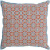 "Francesco FNC-006 18"" x 18"" Pillow Shell Only"
