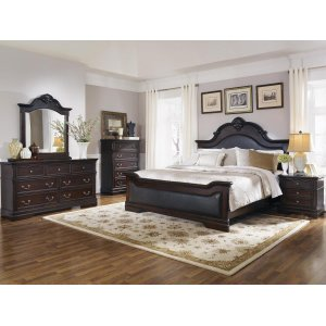 CoasterQ 5pc Set (Q.BED,NS,DR,MR,CH)