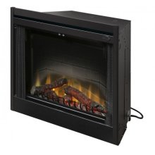 """33"""" Deluxe Built-in Electric Firebox"""