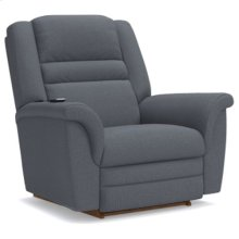 Sequoia PowerReclineXR® Reclina-Rocker® Recliner w/ Two-Motor Massage & Heat