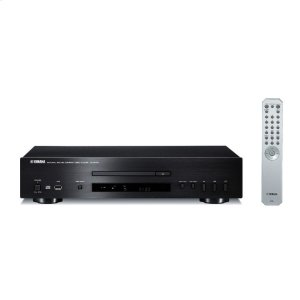 YamahaCD-S700 Black Compact Disc Player