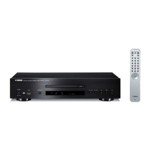 CD-S700 Black Compact Disc Player