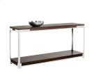 Davenport Console Table - Brown Product Image