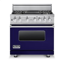 "36"" 5 Series Dual Fuel Range, Propane Gas"