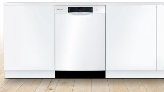 300 Series Dishwasher 60 cm White, XXL SHEM53Z22C