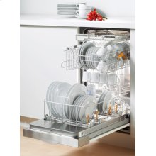 Integrated, Slimline Dishwasher