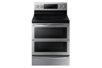 5.9 cu.ft Electric Range with Flex Duo(TM) (Stainless Steel)