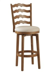 Big and Tall Ladderback Barstool