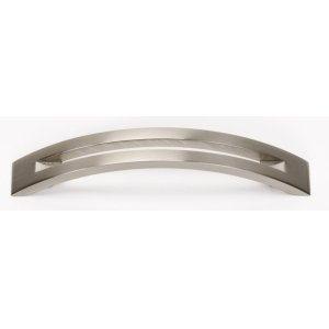 Slit Top Pull A422-4 - Satin Nickel