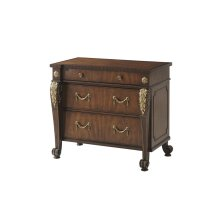 Height of the Regency Nightstand