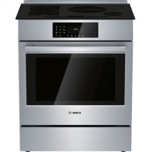 Induction Slide-in Range 30'' Stainless steel