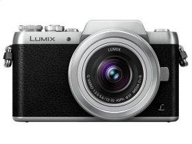 Panasonic LUMIX GF7 Full HD Mirrorless Interchangeable Lens Camera Kit with 12-32 mm Lens - Black