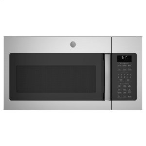 GE®1.7 Cu. Ft. Over-the-Range Sensor Fingerprint Resistant Microwave Oven