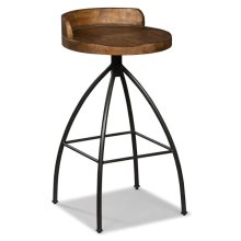 Boone Forge Bar Stool
