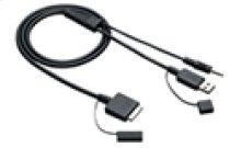 Ipod/iphone Audio/video Usb Cable