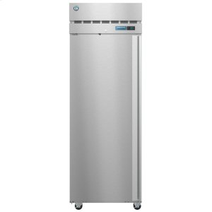 HoshizakiR1A-FSL, Refrigerator, Single Section Upright, Full Stainless Door with Lock