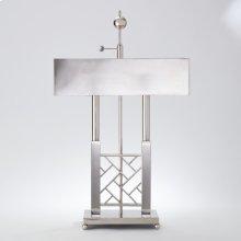 Carter Desk Lamp-Nickel