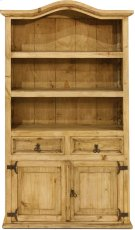 Bookcase w/2 Dr 2/ Door Product Image