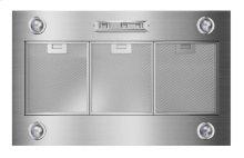 36-Inch Custom Hood Liner - Stainless Steel
