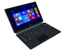 """10"""" Windows/intel 1g-16g Tablet With Pico Ported Case and Keyboard"""