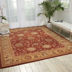 Nourison 2000 2258 Rus Rectangle Rug 2'6'' X 4'3''