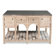 Haymarket Kitchen Island