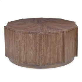 Decagonal Cocktail Table