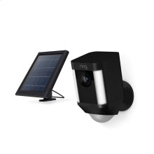 Spotlight Cam Solar - Black