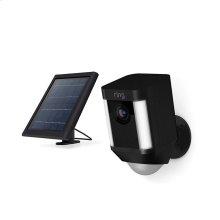 Spotlight Cam Solar - Black: Ships 9/17