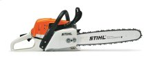 A high-performance, fuel-efficient chainsaw. Great for felling, firewood cutting and storm cleanup.