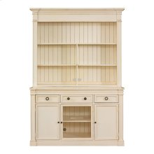 Water's Edge Credenza with Hutch